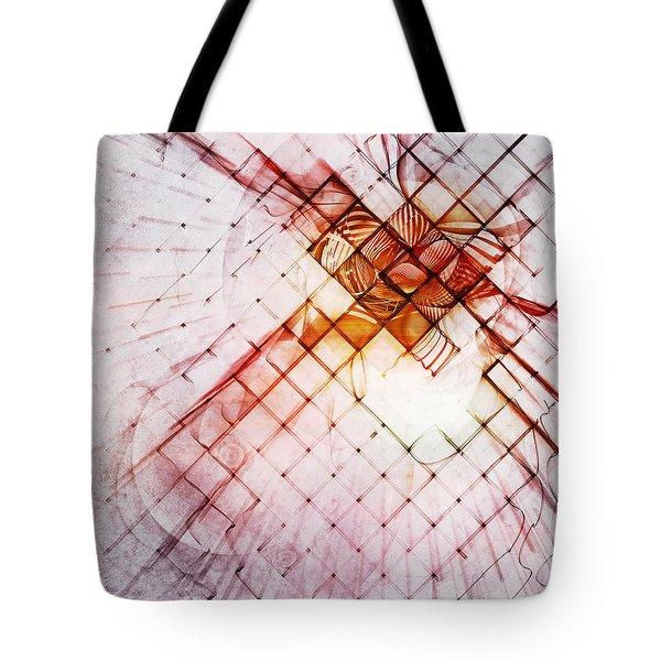 Atrium Tote Bag by Scott Norris