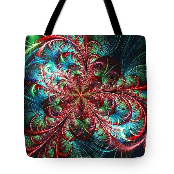Attitude Tote Bag by Anastasiya Malakhova