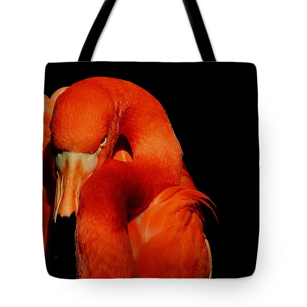 Attitude Tote Bag by Stuart Harrison