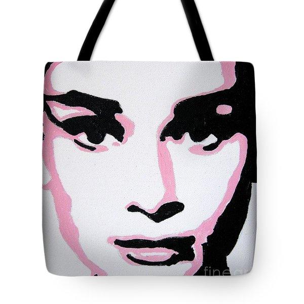 Audrey Hepburn Tote Bag by Venus