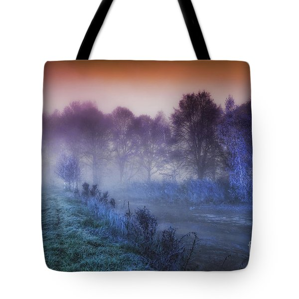 Aurora Tote Bag by Mo T