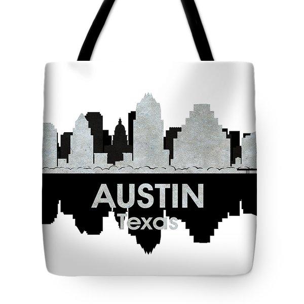 Austin Tx 4 Tote Bag by Angelina Vick