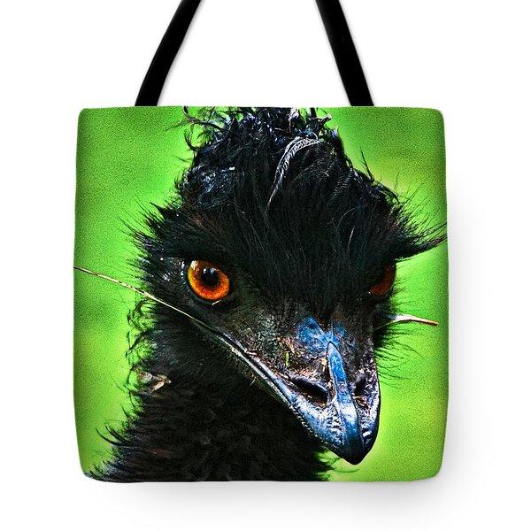 Australian Emu Tote Bag by Blair Stuart