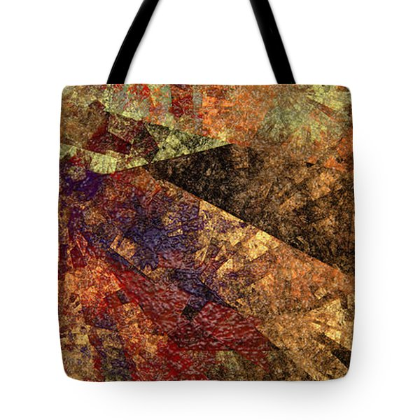 Autumn Bend Tote Bag by Andee Design