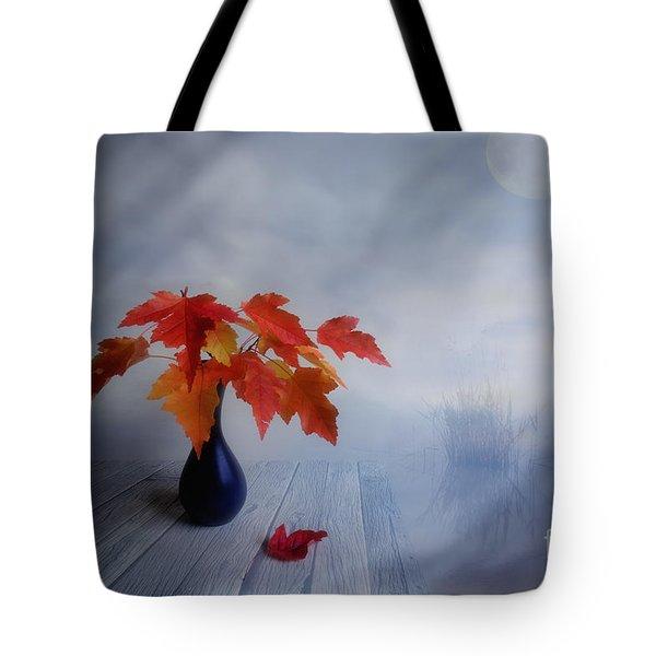 Autumn Colors Tote Bag by Veikko Suikkanen