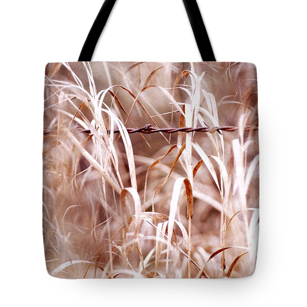 Autumn in the Country Tote Bag by Angie Rea