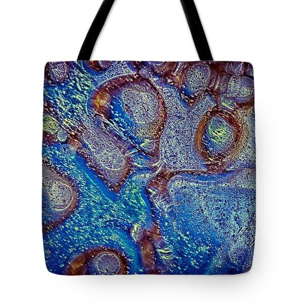 Autumn  Tote Bag by Omaste Witkowski