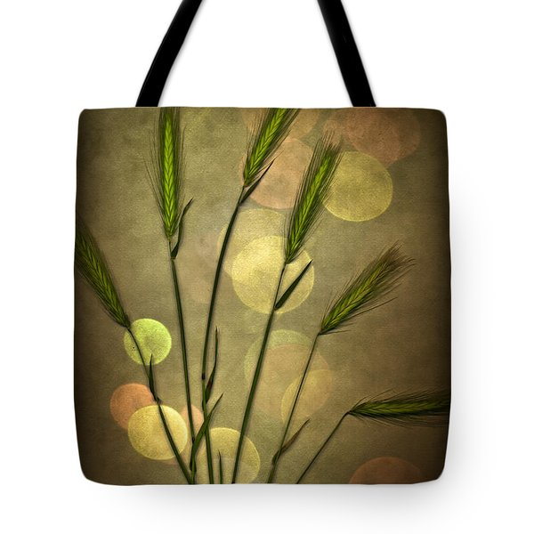 Autumn Party Tote Bag by Jan Bickerton