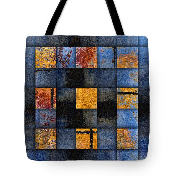 Autumn Reflections Tote Bag by Carol Leigh