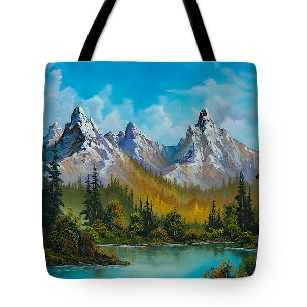 Autumn's Magnificence Tote Bag by C Steele
