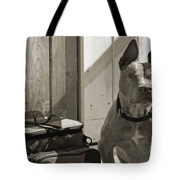 Avery Tote Bag by Cindi Ressler