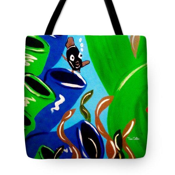 Avery Tote Bag by Tami Dalton