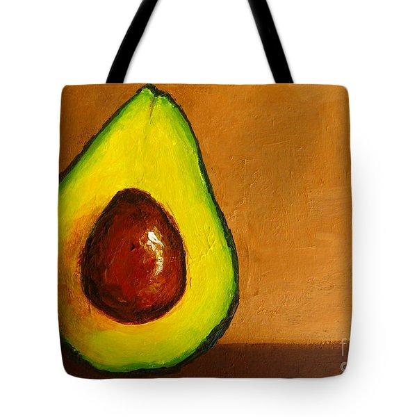 Avocado Palta Vi Tote Bag by Patricia Awapara