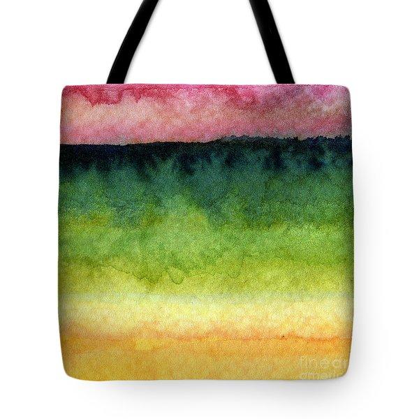 Awakened Too Tote Bag by Linda Woods