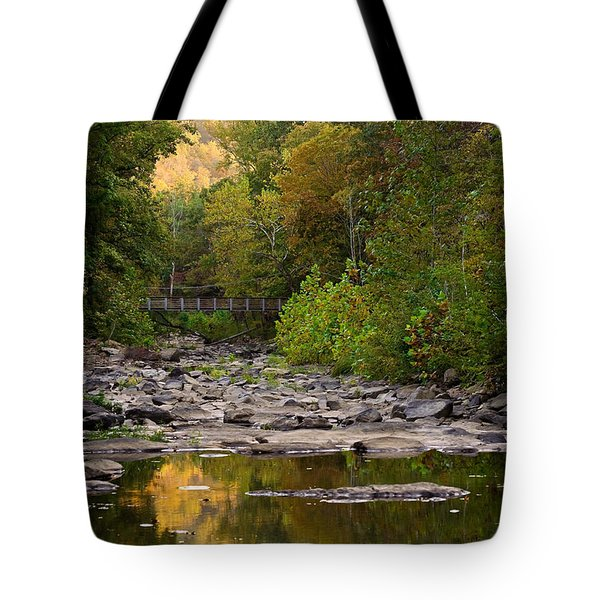Away From It All Tote Bag by Gregory Ballos