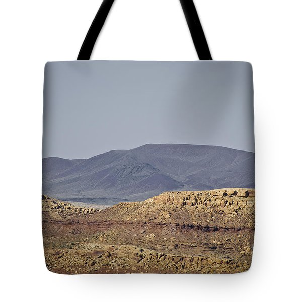 Az Landscape - Near Grand Canyon Tote Bag by David Gordon