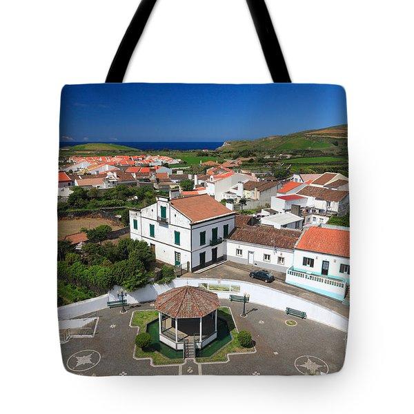 Azorean Parish Tote Bag by Gaspar Avila
