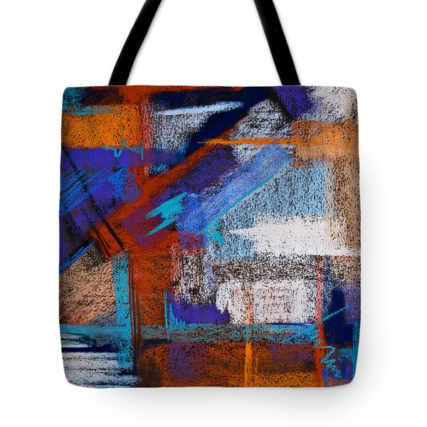 Patterned After Me Tote Bag by Tracy L Teeter