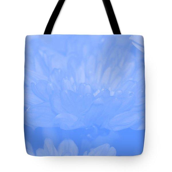 Baby Blue 1 Tote Bag by Carol Lynch