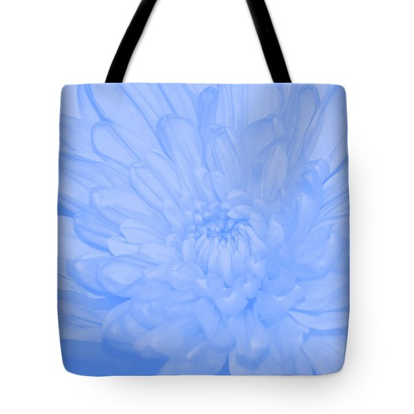 Baby Blue 3 Tote Bag by Carol Lynch