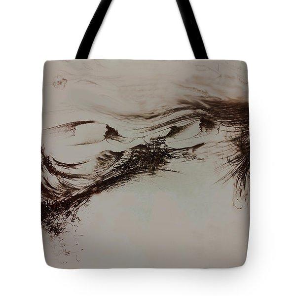 Babylon Tote Bag by Rachel Christine Nowicki