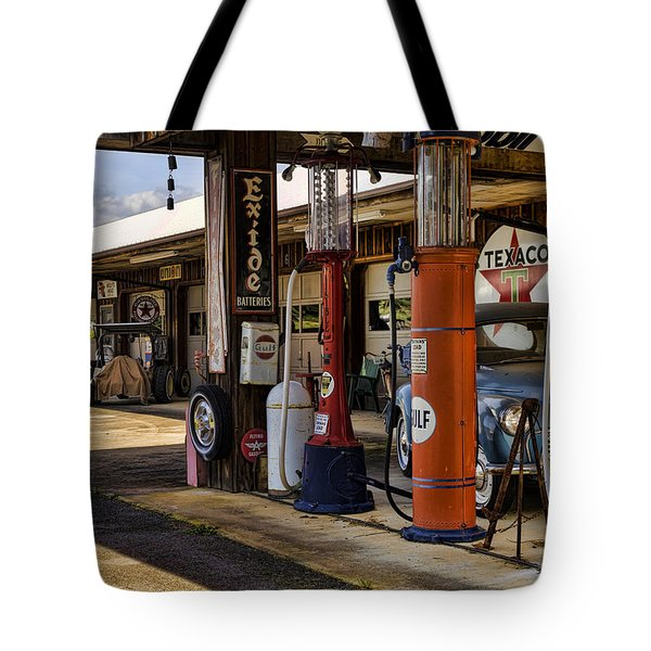 Back In The Day Tote Bag by Heather Applegate