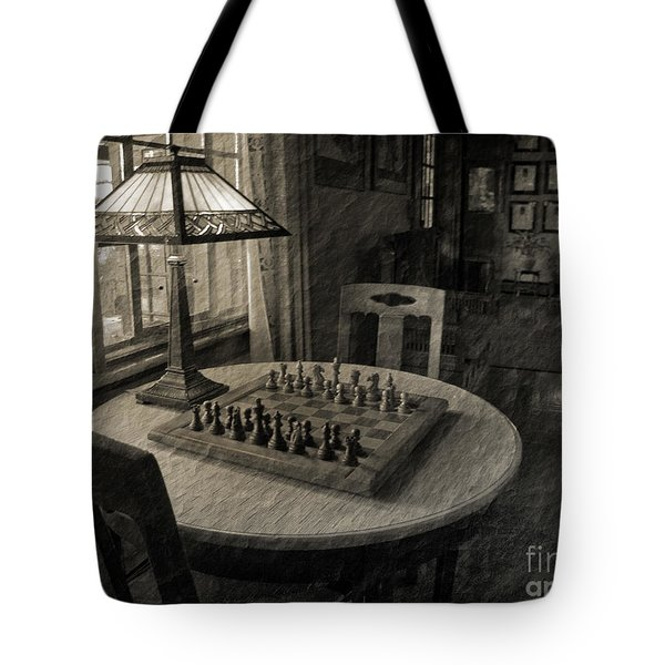 Back In Time Tote Bag by Arlene Carmel