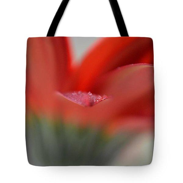 Back To Life Tote Bag by Melanie Moraga