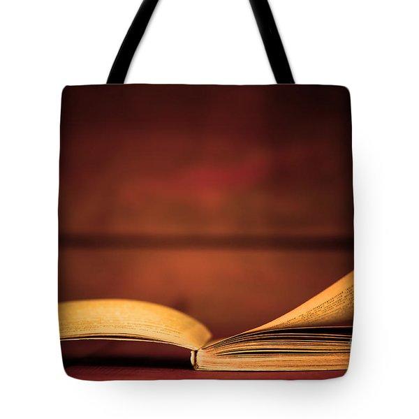 Back To School Tote Bag by Michal Bednarek