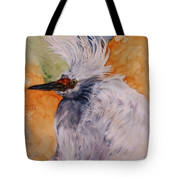 Bad Hair Day Tote Bag by Lil Taylor