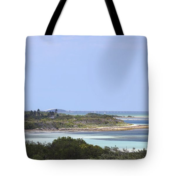 Bahia Honda Tote Bag by Rudy Umans