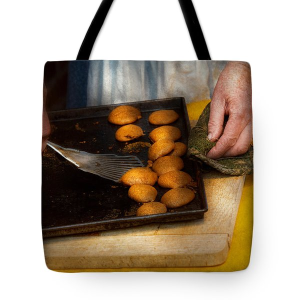 Baker - Food - Have Some Cookies Dear Tote Bag by Mike Savad