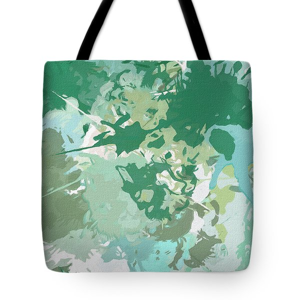 Balance Tote Bag by Lourry Legarde