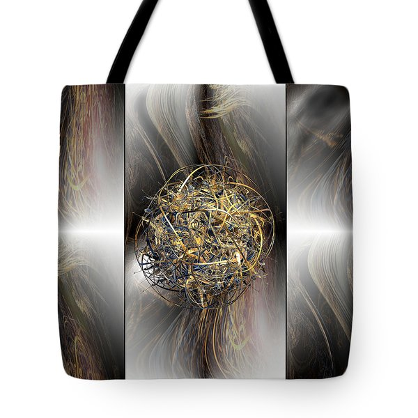 Balance Tote Bag by Michael Durst