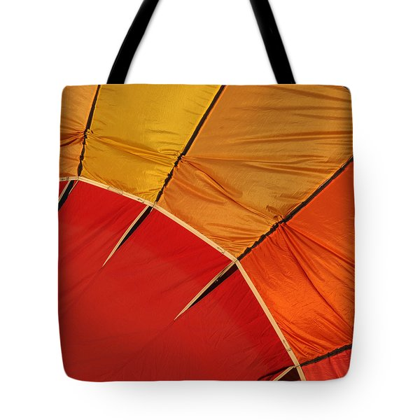 Balloon Fest Tote Bag by Art Block Collections