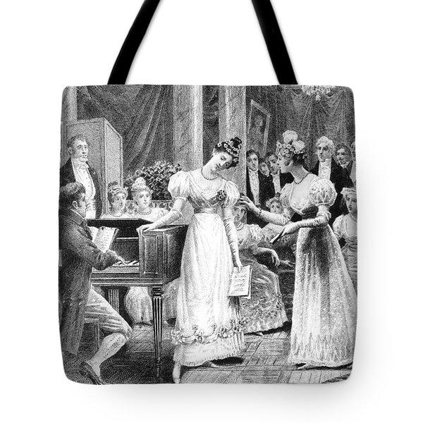 Balzac: A Woman Of Thirty Tote Bag by Granger