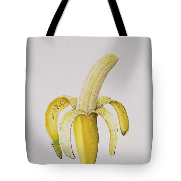 Banana Tote Bag by Alison Cooper