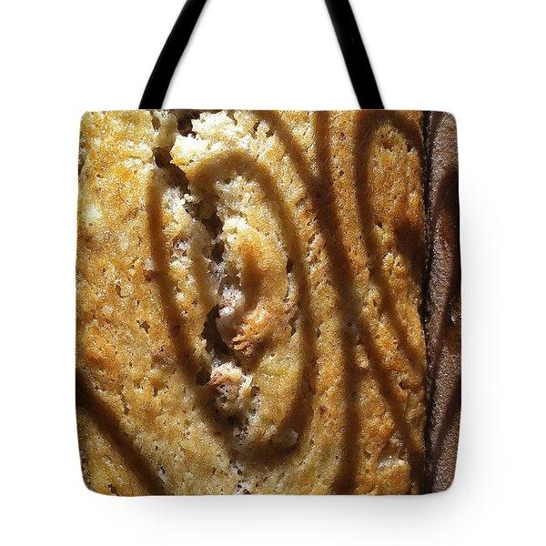 Banana Bread Love Tote Bag by Gwyn Newcombe