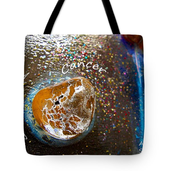 Barack Obama Mercury Tote Bag by Augusta Stylianou