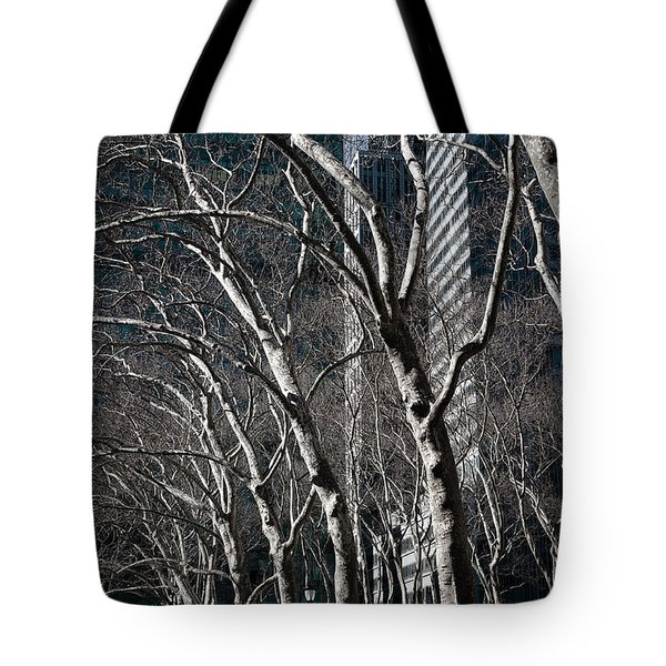 Bare Tote Bag by Joanna Madloch