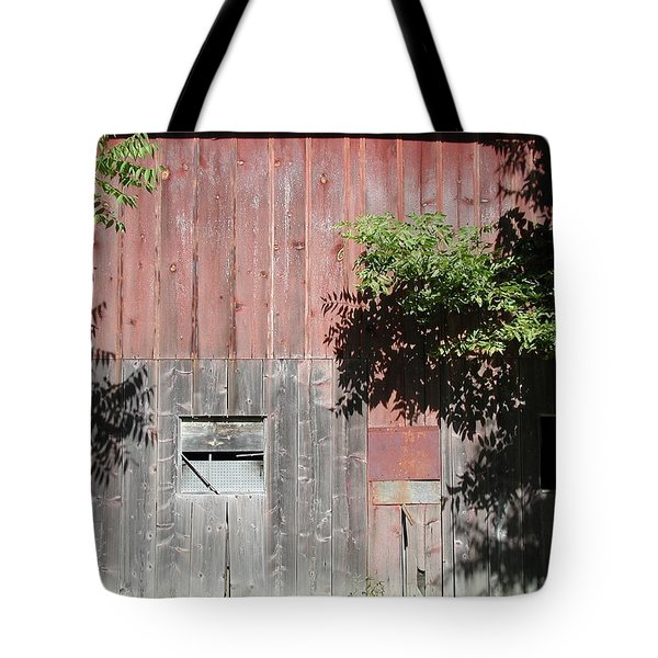 Barn Tote Bag by Joseph Yarbrough