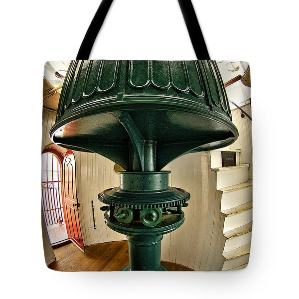 Barney's Gears Tote Bag by Mark Miller