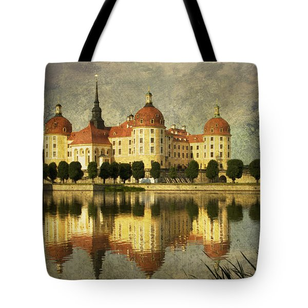 Baroque Daydream Tote Bag by Heiko Koehrer-Wagner