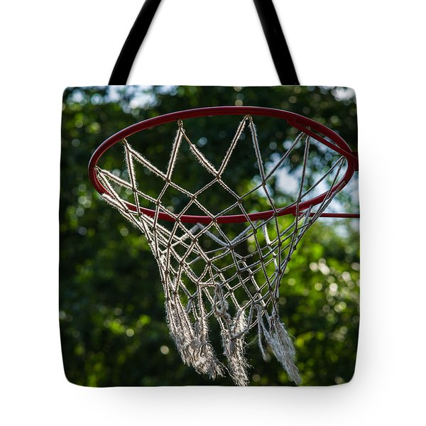 Basket - Featured 3 Tote Bag by Alexander Senin