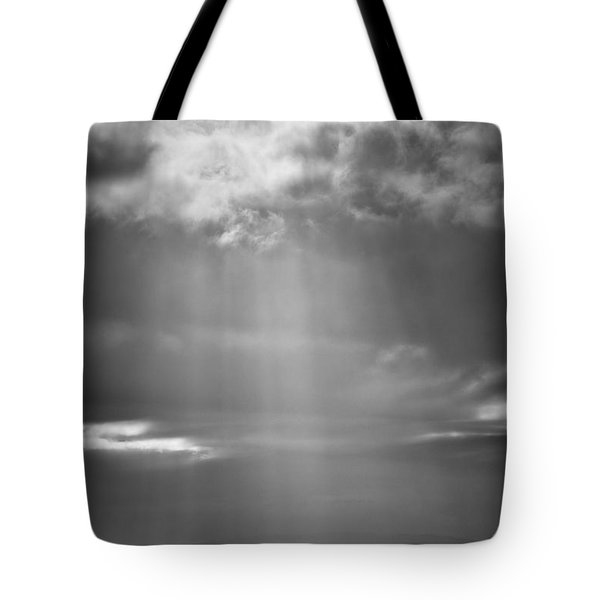Bay Light Tote Bag by Dave Bowman