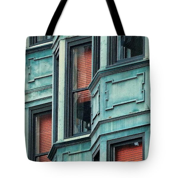 Bay Watch Tote Bag by Ira Shander