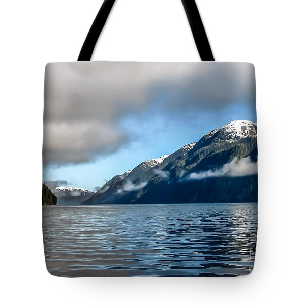 BC Inside Passage Tote Bag by Robert Bales