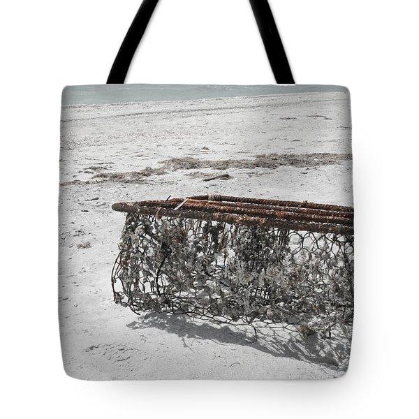 Beach Finds Tote Bag by Georgia Fowler