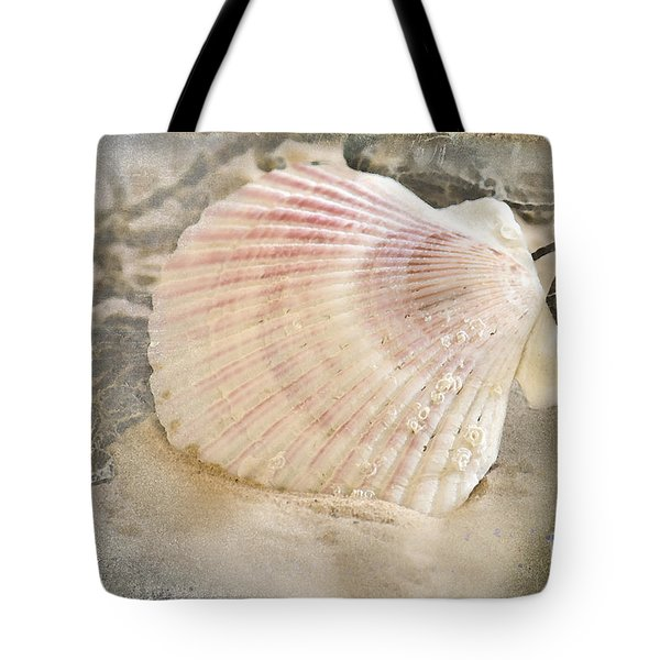 Beached Tote Bag by Betty LaRue
