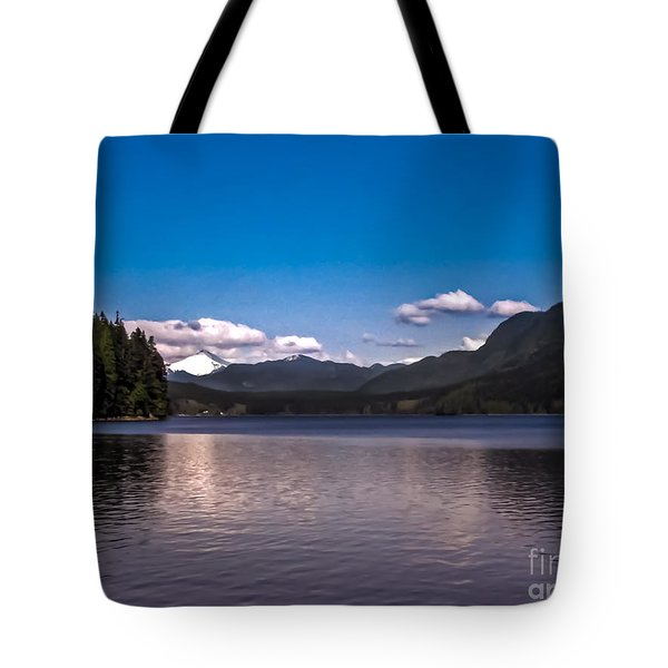 Beautiful BC Tote Bag by Robert Bales